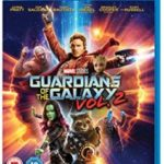 Guardians Of The Galaxy Vol. 2 (2017) (Blu-ray film review).