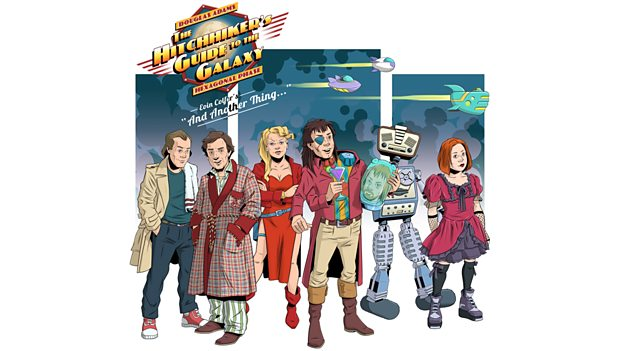 Hitchhiker's Guide to the Galaxy given a towel by Hulu: new TV series.