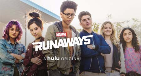 Marvel's Runaways, season 2 trailer.