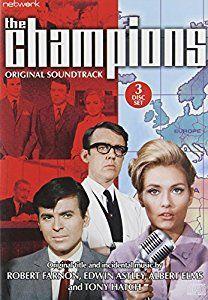 TheChampionsOriginal SoundtrackCD