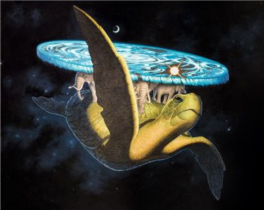 3 Great A'Tuin