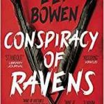 Conspiracy Of Ravens (The Shadow book 2) by Lila Bowen (book review).