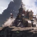 Mortal Engines (first trailer for the new Peter Jackson film).