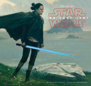 The Art of Star Wars The Last Jedi 9781419727054