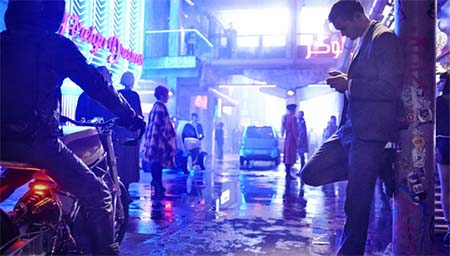 Mute trailer (Duncan Jones' Moon follow-up).