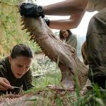 Annihilation (2018) (a film review by Mark R. Leeper).