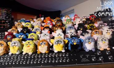 Fear the Furby organ?