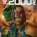 2000AD Prog 2073 (e-mag review).