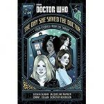 Doctor Who: The Day She Saved The Doctor by Susan Calman, Jacqueline Rayner, Jenny T. Colgan and Dorothy Koomson (book review).