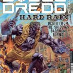 Judge Dredd Megazine #393 (magazine review).