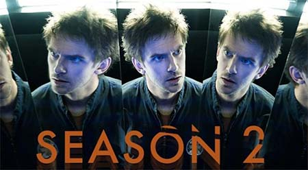 Legion, second season trailer.