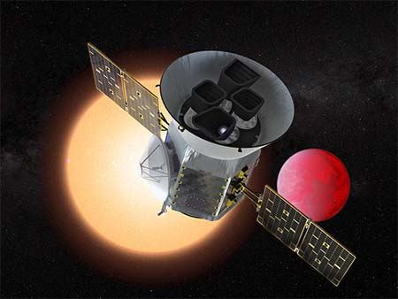 Exoplanets: meet the new hunter ...