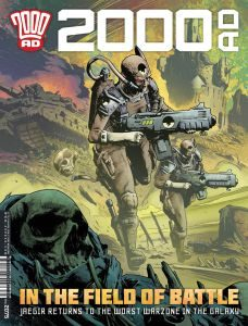 2000AD Prog 2075 (e-mag review).