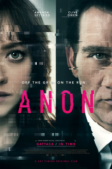 Anon (scifi movie trailer).