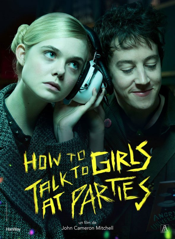 How to talk to girls at parties (movie trailer).