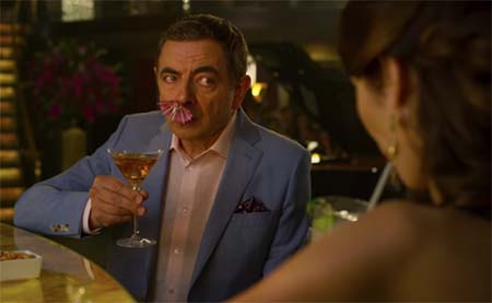 Johnny English Strikes Again (spy-fi trailer).