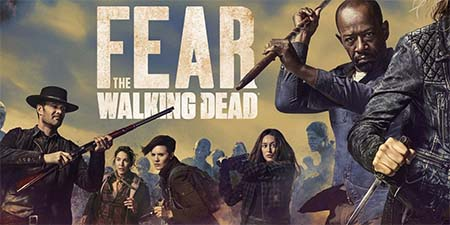 Fear The Walking Dead: Season 4 (supersize trailer).