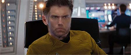 Captain Christopher Pike cast in Star Trek Discovery: Anson Mount's your man.