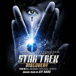 Star Trek: Discovery: Chapter 2 (Original Series Soundtrack) by Jeff Russo.