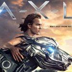 AXL (YA scifi movie trailer).