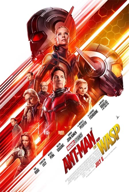 Ant-Man and The Wasp (second trailer).