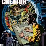 Comic Book Creator #17 Spring 2018 (magazine review).
