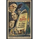 The Comedy Of Terrors/The Raven (DVD review).