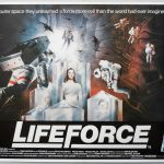 Retrospective: Lifeforce (1985): a film retrospective by Mark R. Leeper.