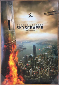 Skyscraper (action movie trailer).