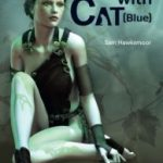 Girl With Cat (Blue) by Sam Hawksmoor (book review).