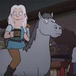 Disenchantment (trailer: Matt Groening's new fantasy cartoon).