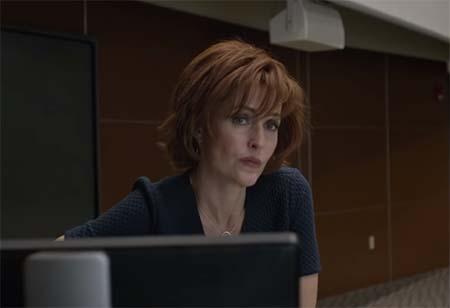 UFO (Gillian Anderson scifi movie): trailer.