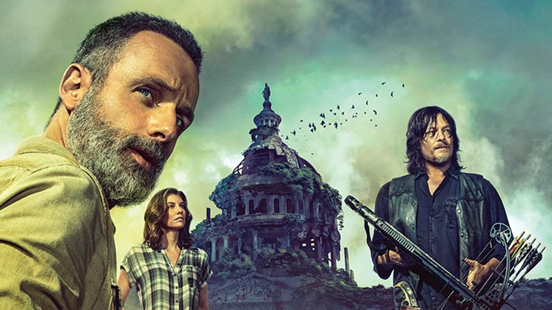 The Walking Dead season 9 (mega-trailer).