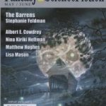 The Magazine Of Fantasy & Science Fiction, May/Jun 2018, Volume 134 #737 (magazine review).