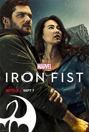 Iron Fist (Marvel TV series on Netflix: series II trailer).