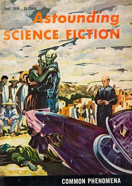 Artificial intelligence loves strange alien galaxy fast radio bursts. True.