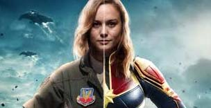 Captain Marvel (TV spot trailer).