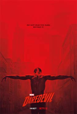 Daredevil (3rd season on Netflix - trailer).