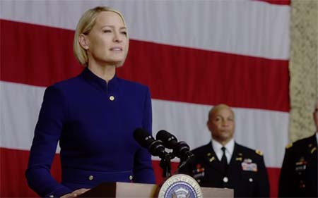 House of Cards: final season trailer.