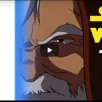 Star Wars, A New Hope fake anime trailer.