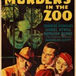 Murders In The Zoo (1933) (a film retrospective by Mark R. Leeper).