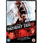 Patient Zero (2016) (DVD film review).