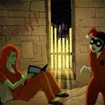 Harley Quinn (trailer: animated new TV series).
