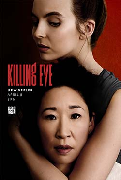 Killing Eve to get a second season (spy-fy news).