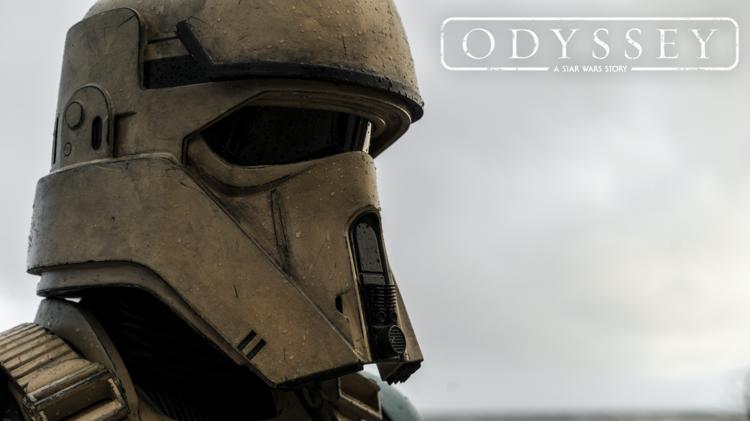 Odyssey: A Star Wars Story (2018 Fan Film).