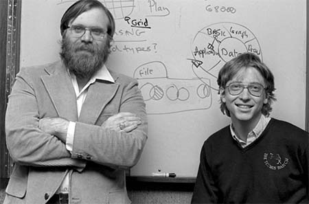 Paul Allen, co-founder of Microsoft and world's richest science fiction fan, dies.