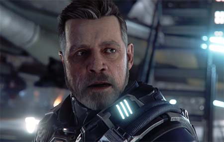 Star Citizen game gets a star-studded trailer with .... Squadron 42!