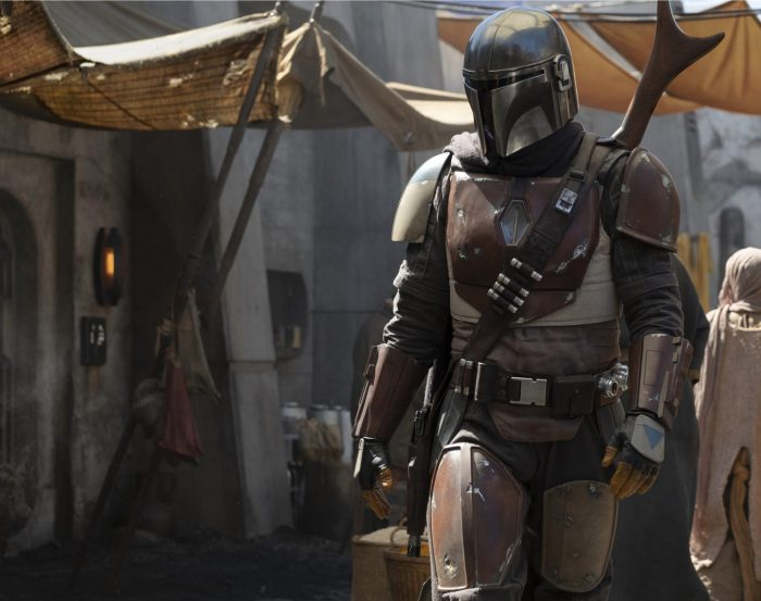 The Mandalorian reaches streaming greatness (news).