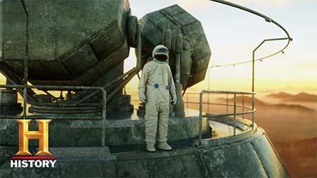 Hacking NASA Secrets (Ancient Aliens trailer).