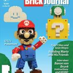 Brick Journal #53 – October 2018 (magazine review).